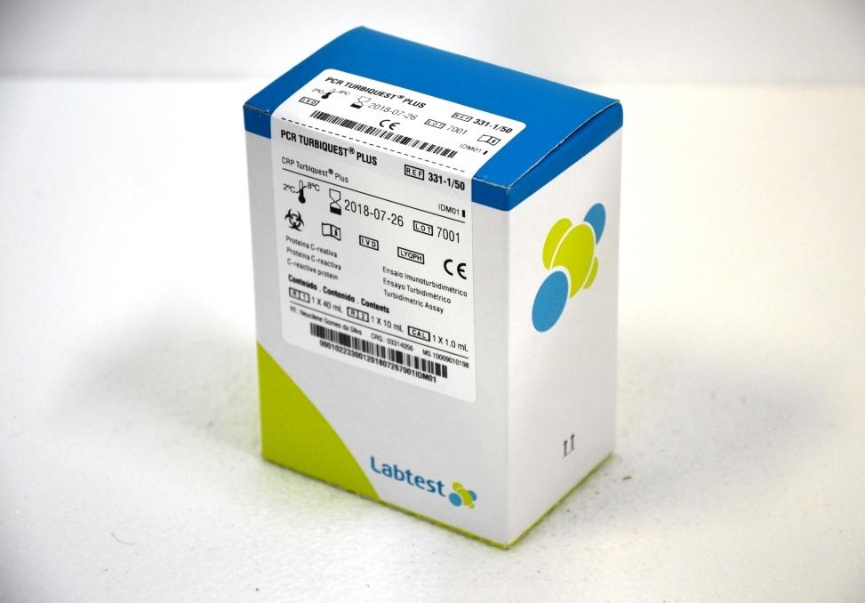 PCR TURBIQUEST PLUS (331-1/50)