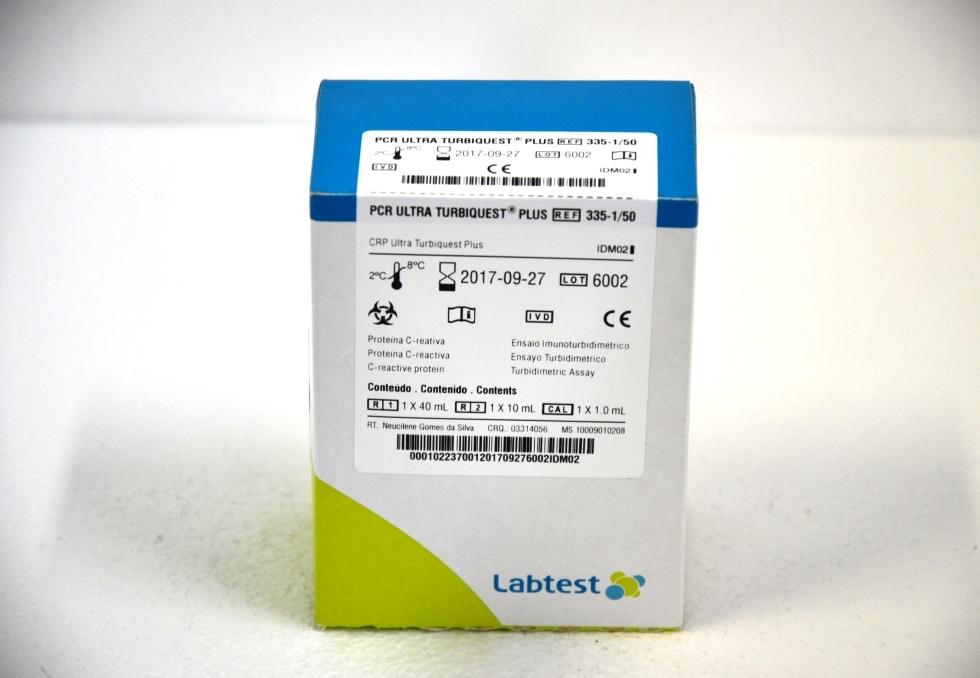 PCR ULTRA TURBIQUEST PLUS (335-1/50)